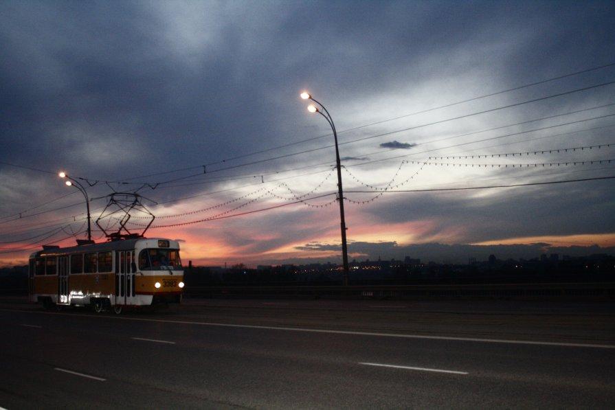 Ночной трамвайчик - Татьяна Морозова