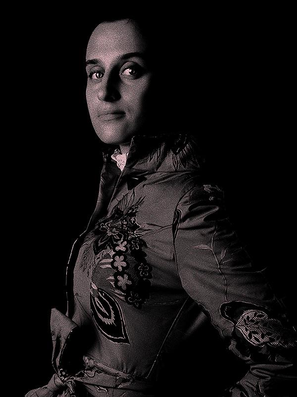 Леди-вампир - Олег HoneyPhoto