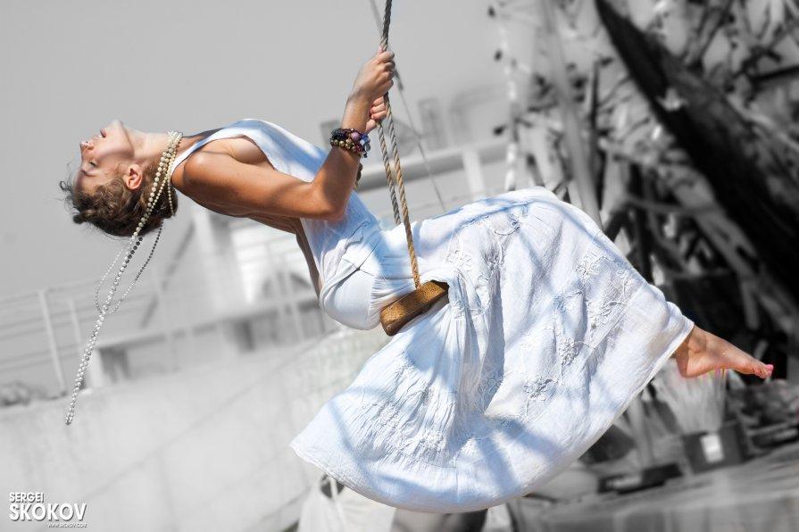 Белый ветер - Сергей Скоков
