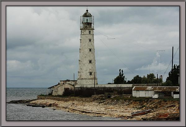 Тарханкутский маяк - L Nick