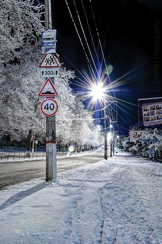 Зима 2012 - Андрей Мельников