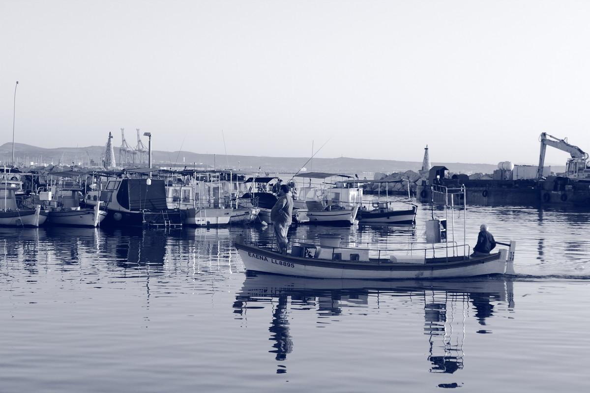 рыбак - Татьяна Мухина