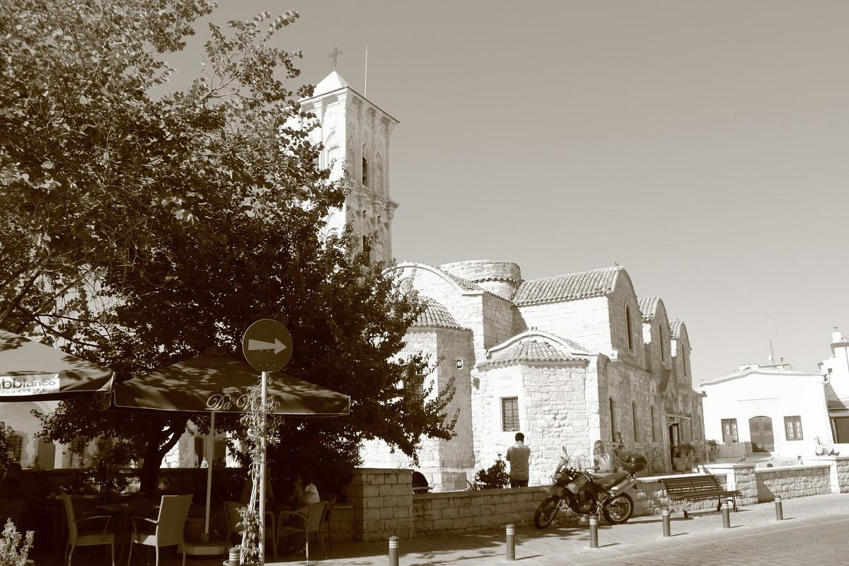Церковь Св. Лазаря в Ларнаке - Татьяна Мухина