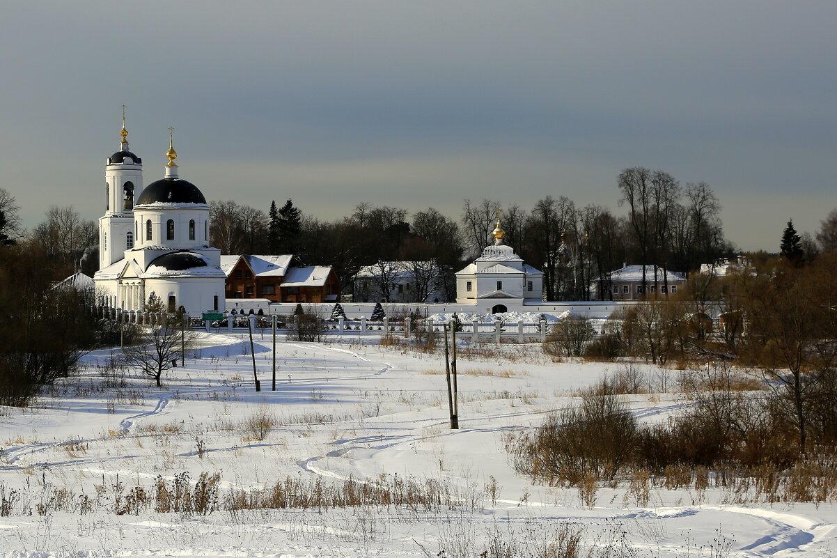 Троицкий Стефано-Махрищский монастырь - Юрий Моченов