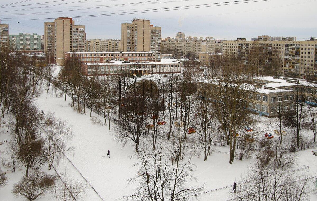 23.02.21 в Купчино... 2 - Юрий Куликов