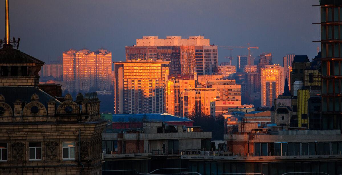 Раннее весеннее утро - Олег