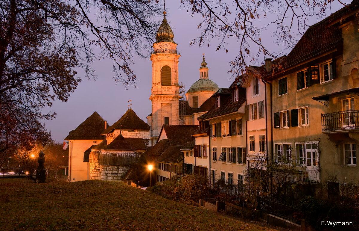 Solothurn - Elena Wymann