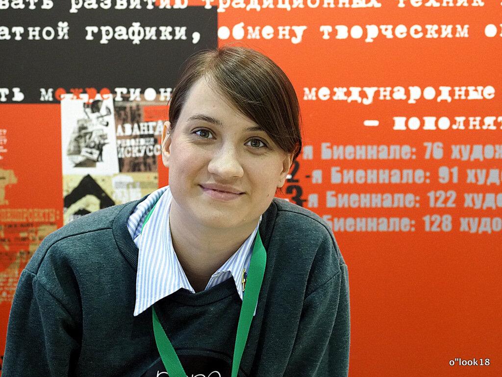 женские лики в образе - Олег Лукьянов