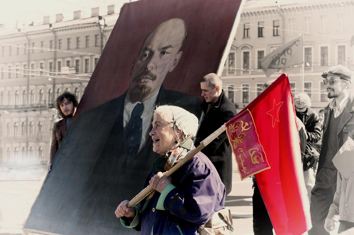 с Лениным в сердце - равил митюков