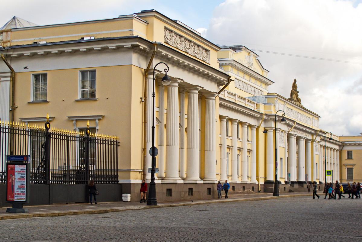 Музей Этнографии - Олег Попков