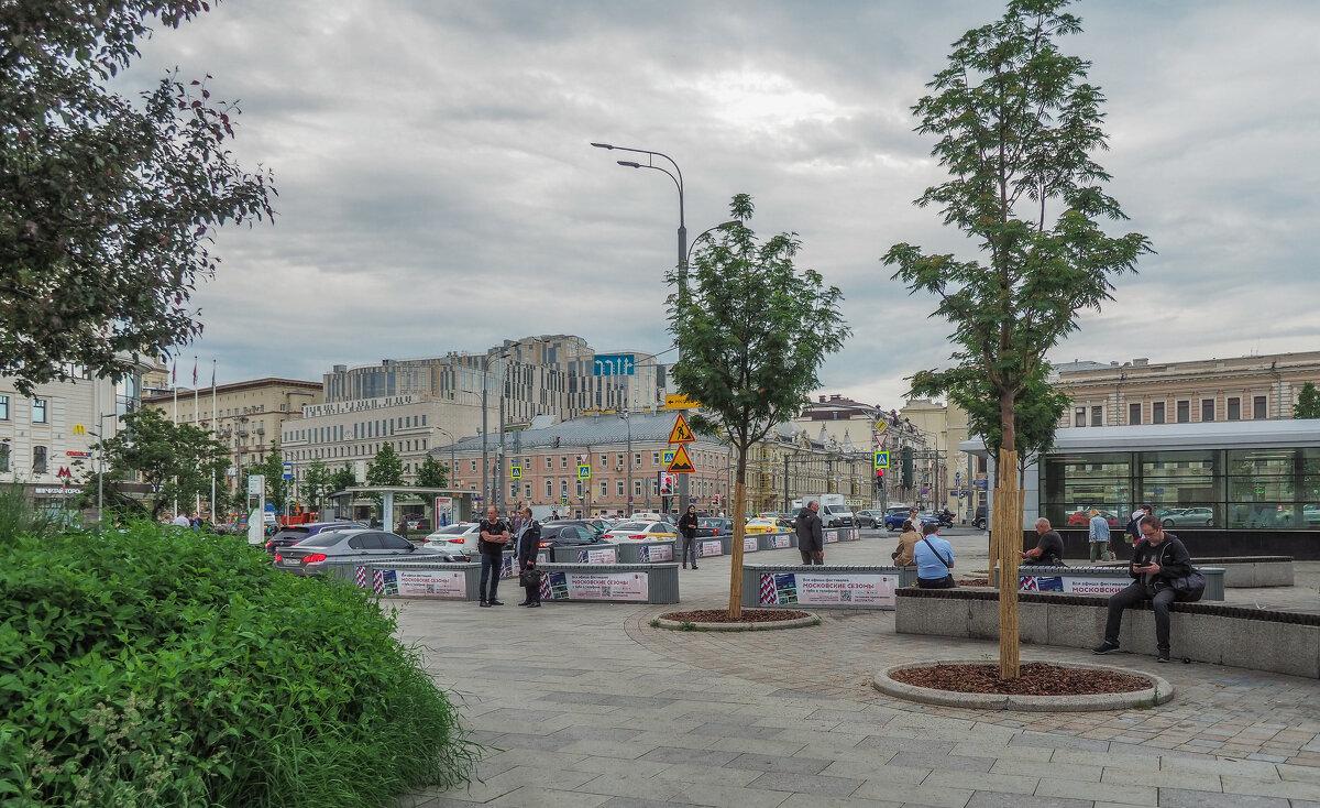 Московские Пейзажи - юрий поляков
