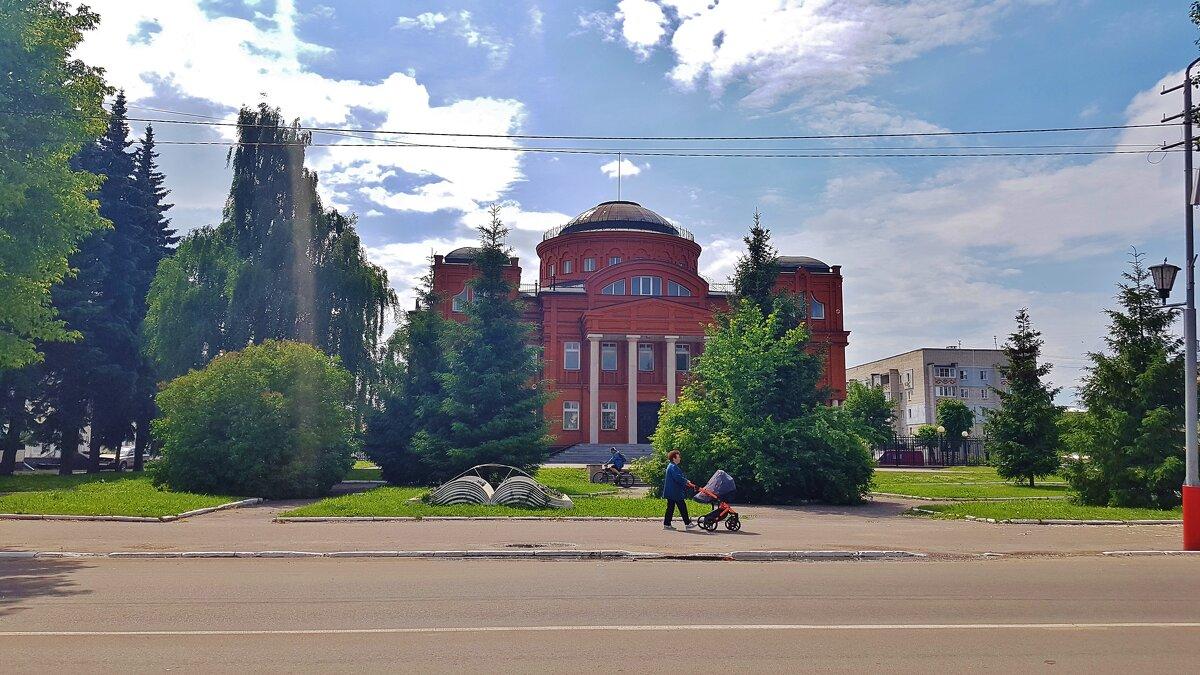 городская среда - Владимир