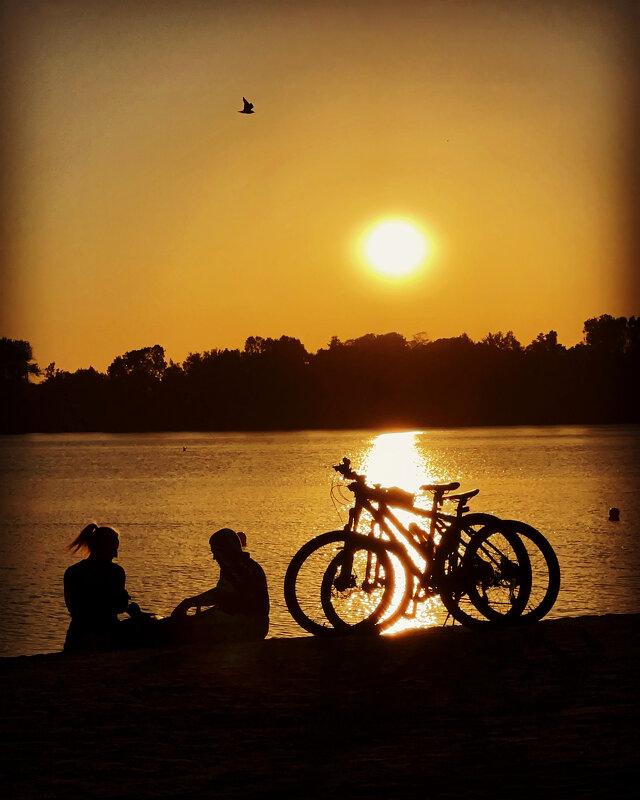 Вечер на Первом Суздальском озере - Андрей Зайцев