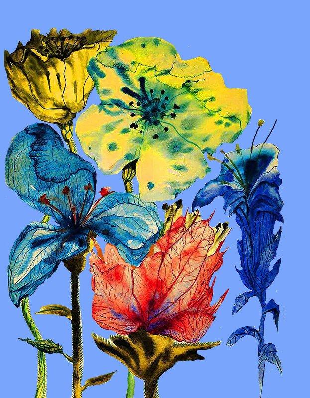 Последние цветы - Владимир