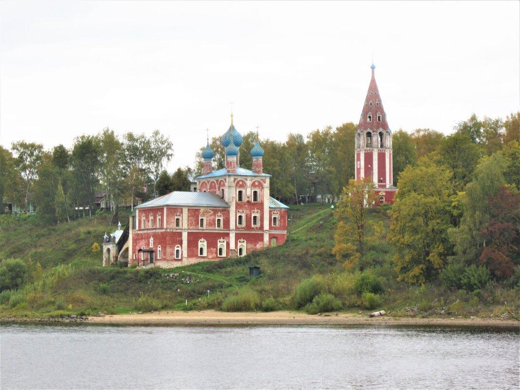 Тутаев — небольшой городок в Ярославской области. - ЛЮДМИЛА