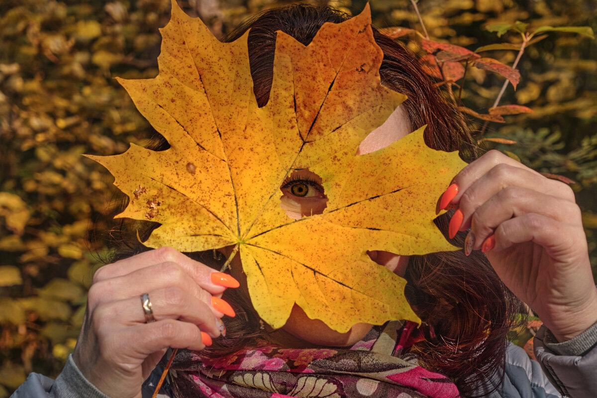 Осенняя интрига - Михаил *******