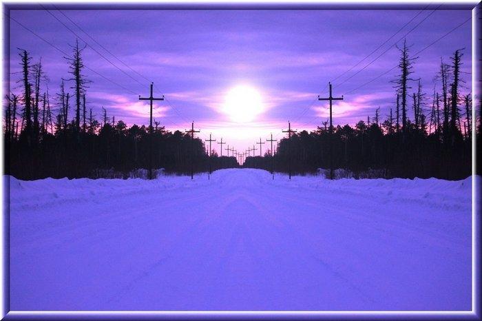 Зимняя дорога - Valeriy Somonov