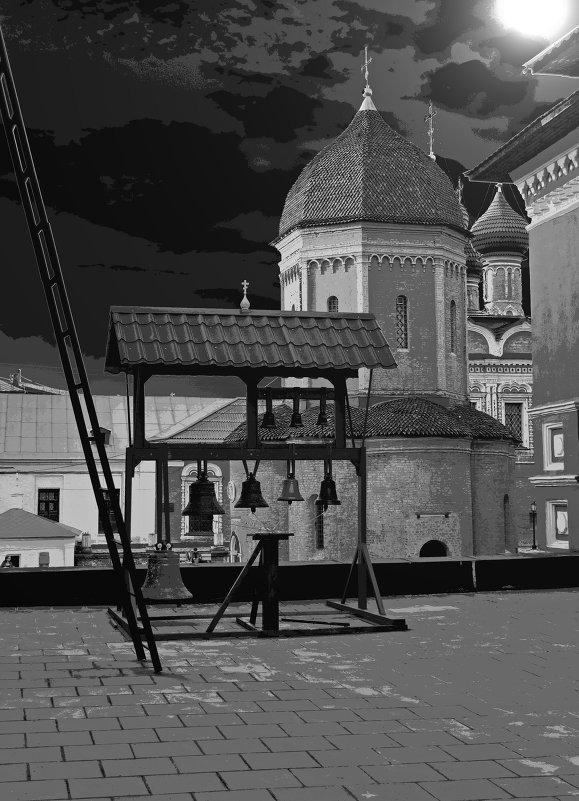 Высоко-Петровский монастырь (Москва) - Евгений Жиляев