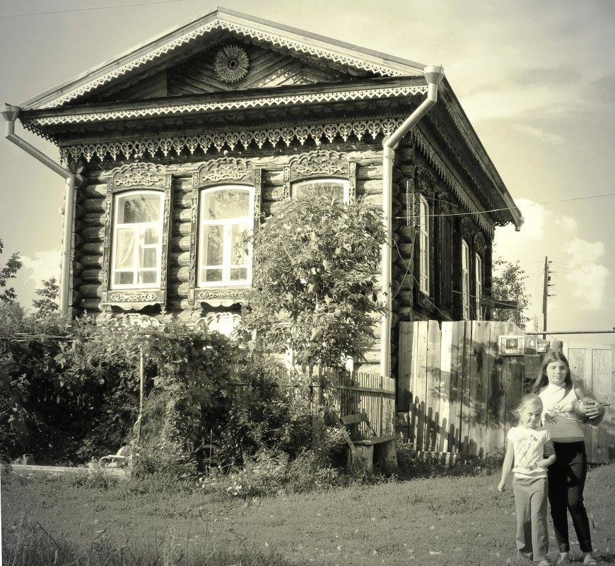 Старый дом в Колывани - Рустам Илалов