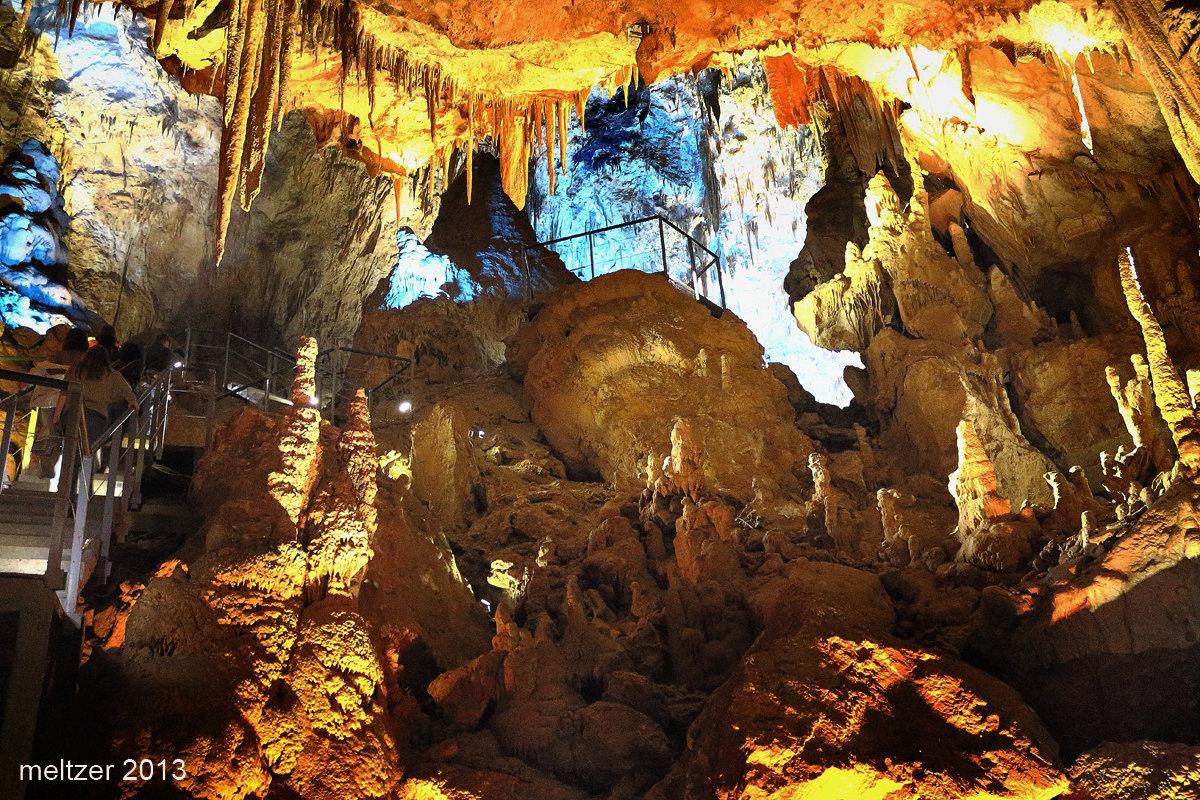 Пещера Прометея,Грузия - meltzer