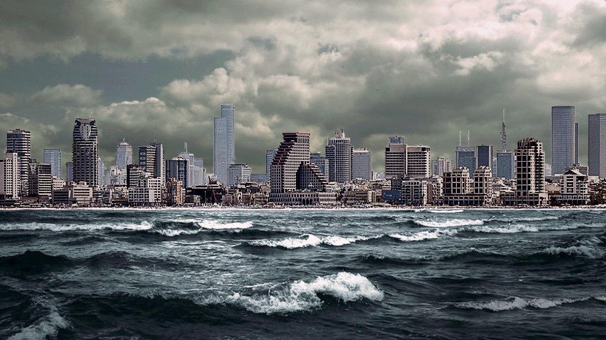Зимний Тель-Авив - Ron Levi