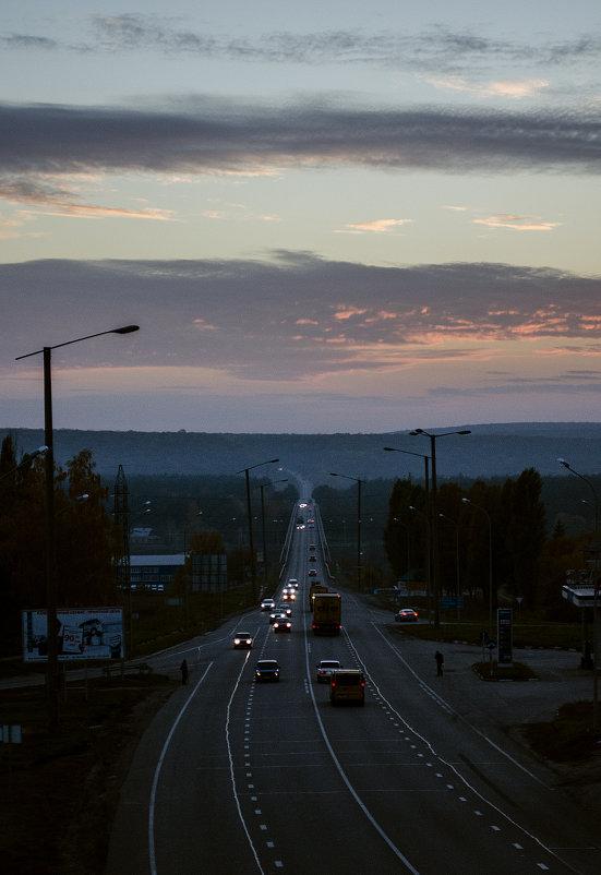 Уходящие дороги - Katerina Shelehova