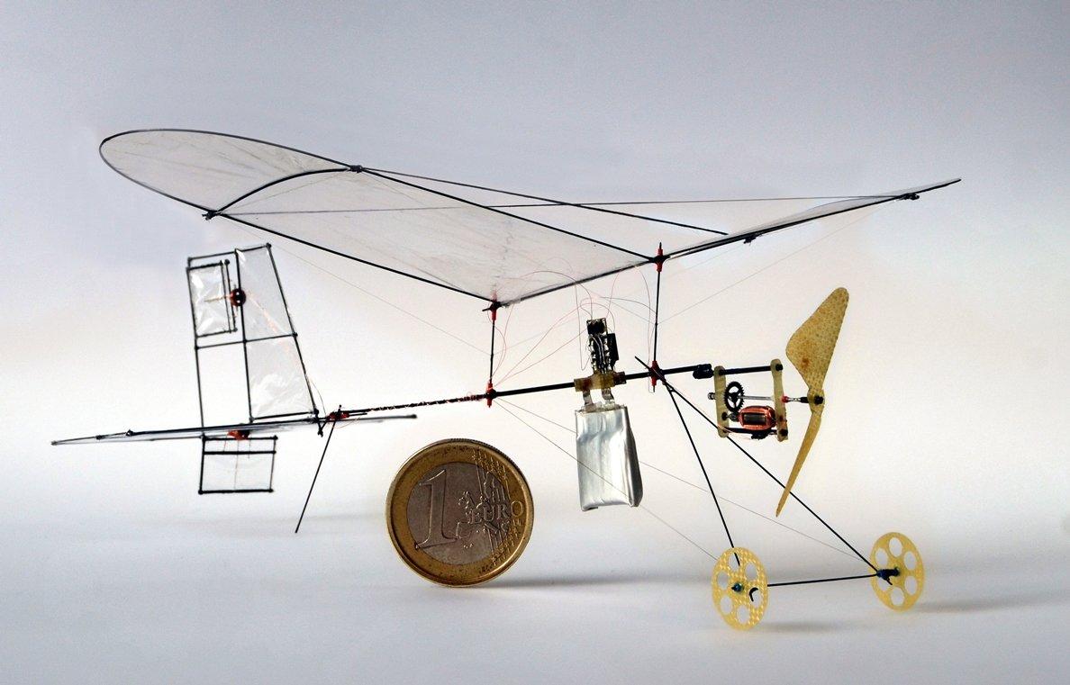 Как сделать летательный аппарат на дому