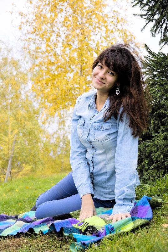 Осень - Эльвина Губайдуллина