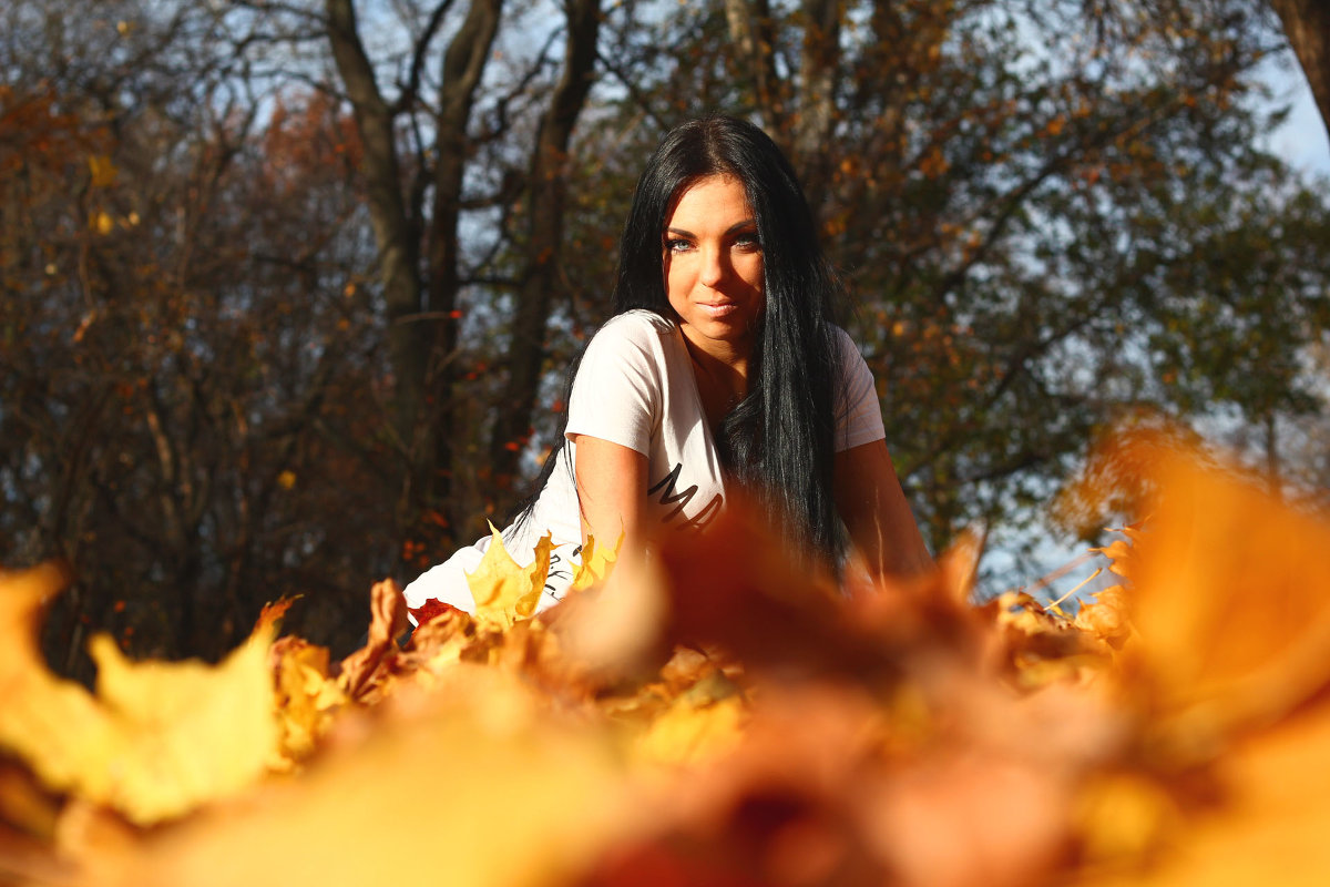 осень немым вопросом - TatianaKenzo