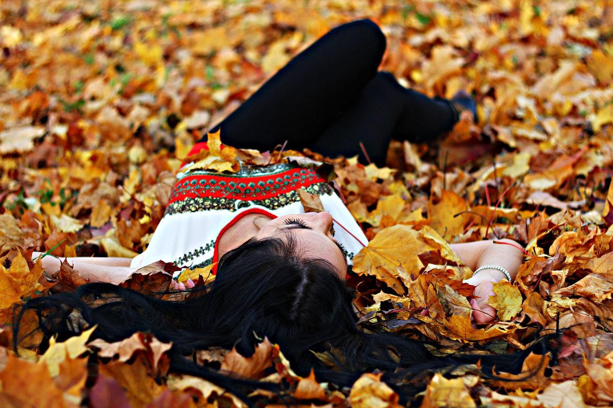 спящая в золоте - TatianaKenzo