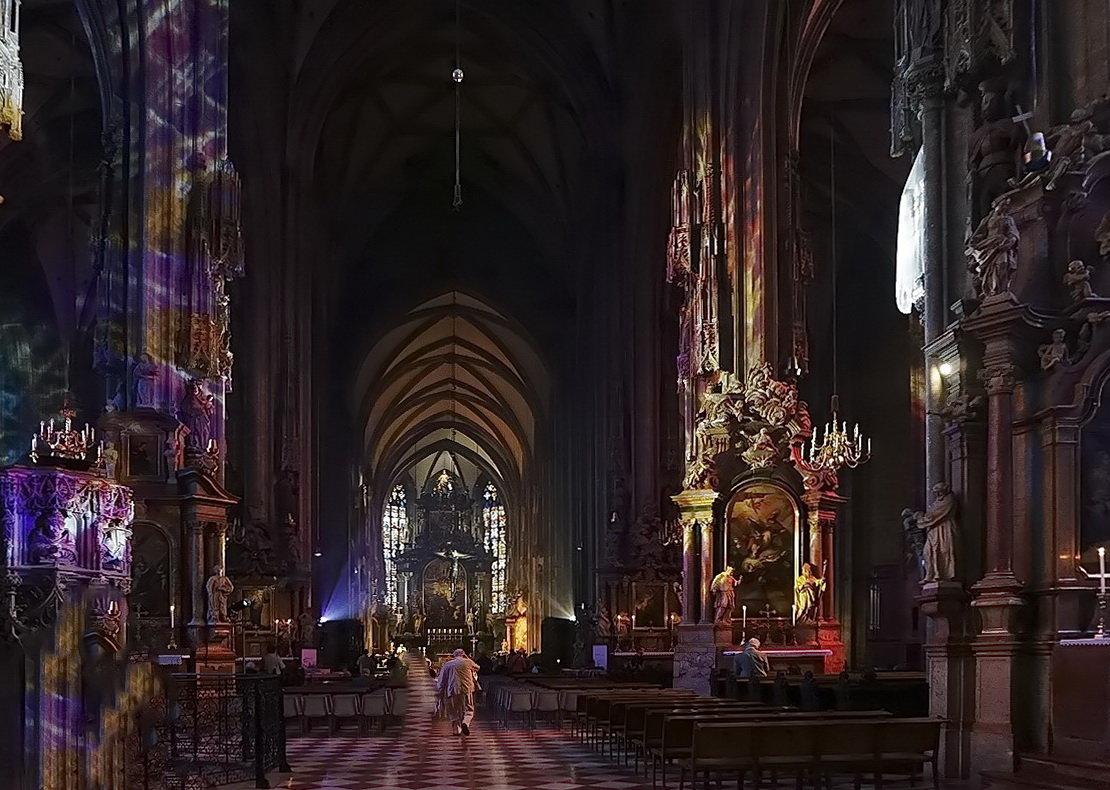 ВЕНА- кафедральный собор - igor G.