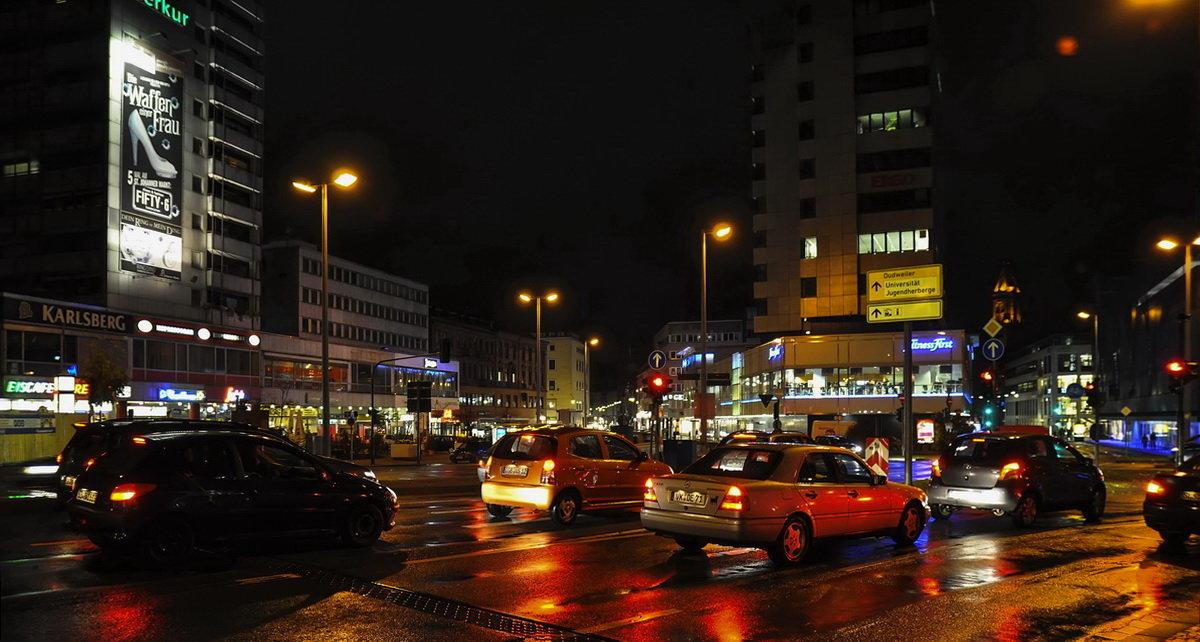 Вечерний город - igor G.