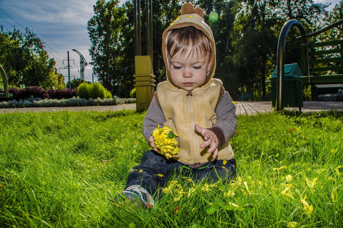 Детская - Роман Яшкин