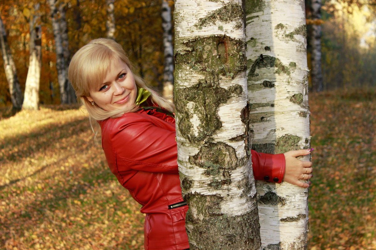 Ах, осень!)) - Ирина Касаткина