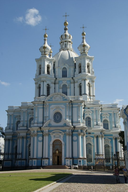Смольный собор - Алексей Кудрявцев