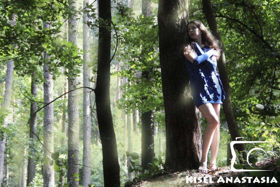 Владычица леса - Анастасия Кисель