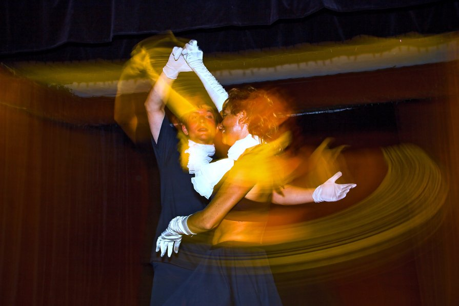 In the rhythm of the dance ... - Носов Юрий