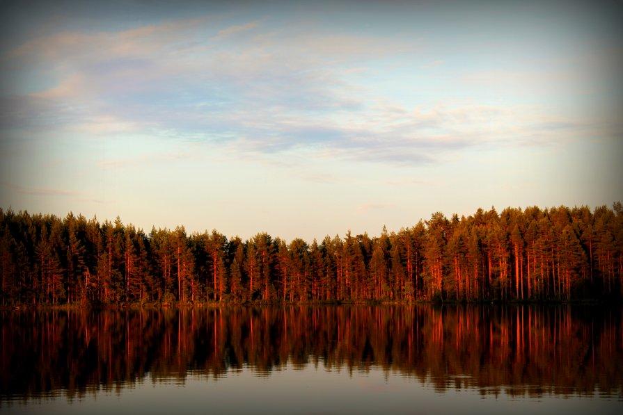 lake - Arina Kekshoeva
