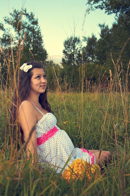 Фотосессия беременности. Любовь. - Мария Иванова