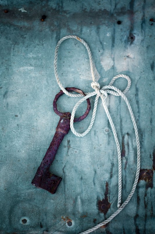 старый ключ - Наталья Мунцева