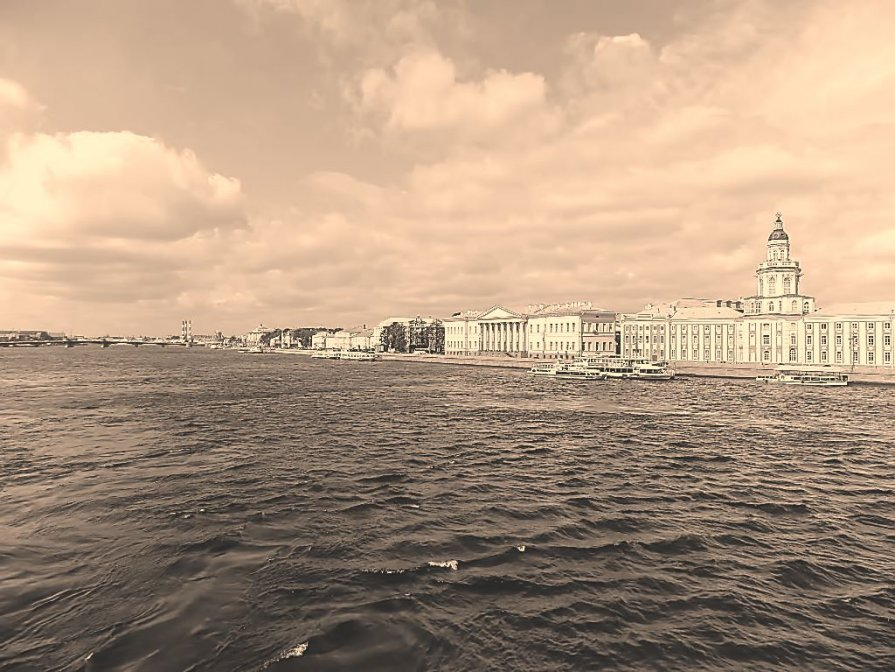 Санкт-Петербург - Натали V