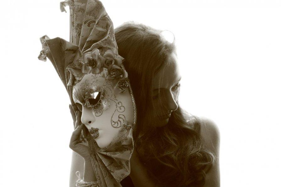 За маской - Ирина Королева