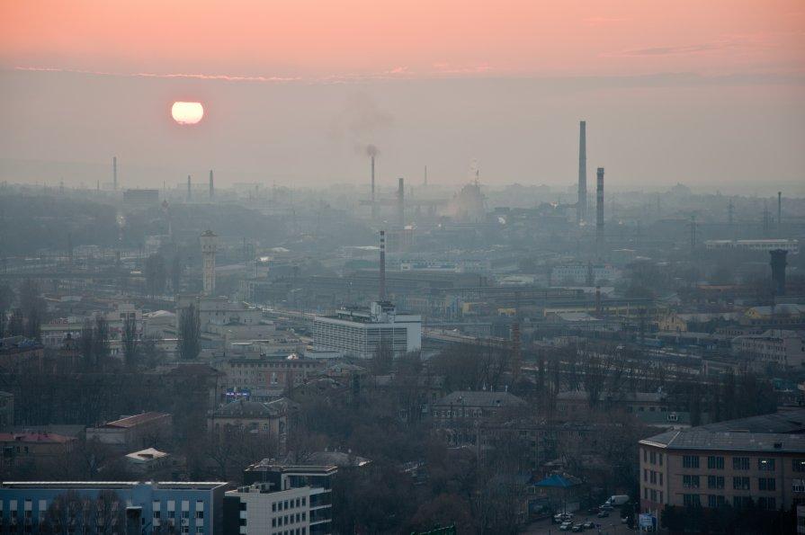 Днепр промышленный - Артем Шлычков