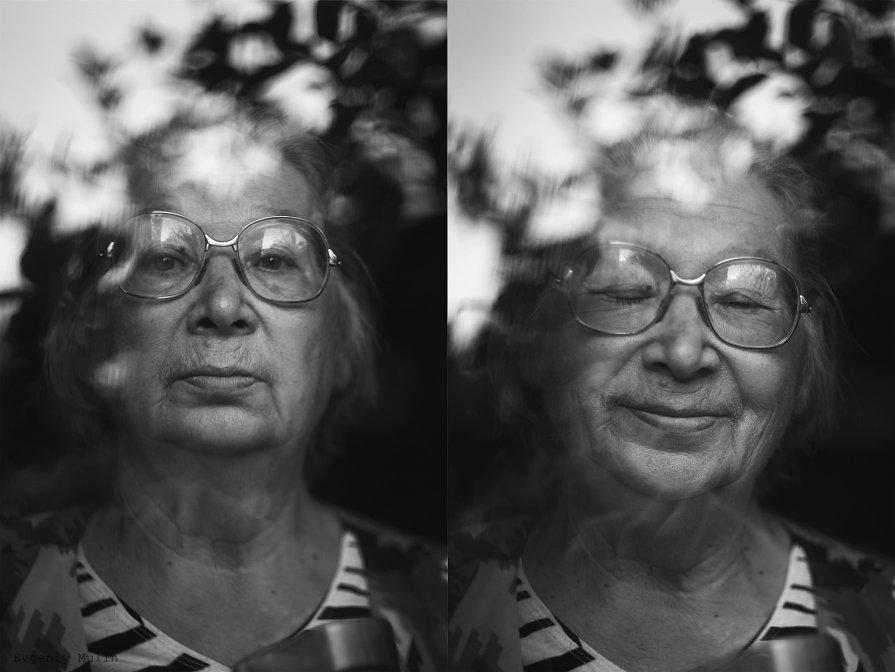 Бабушка - Евгений Мулин