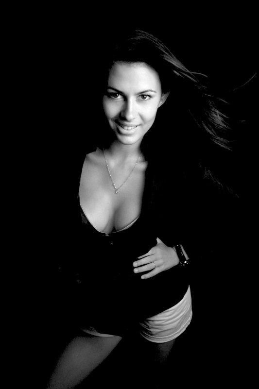 пробники в студии - Наташа Владимирова