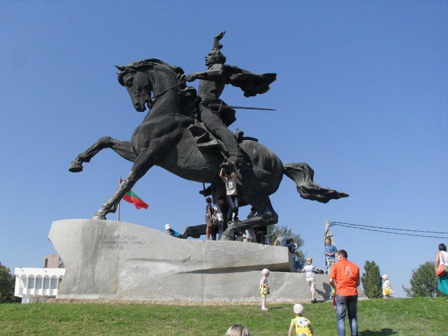 Тирасполь - Сергей Рачков