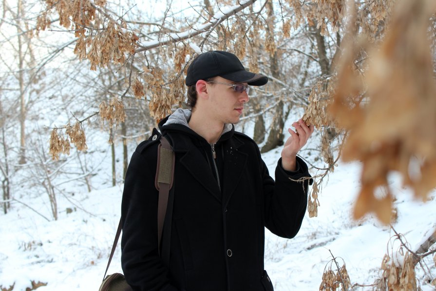 зимняя - Анна Вершкова