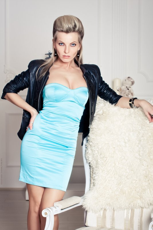 Женя fashion - Anastassia Tamarovskaya