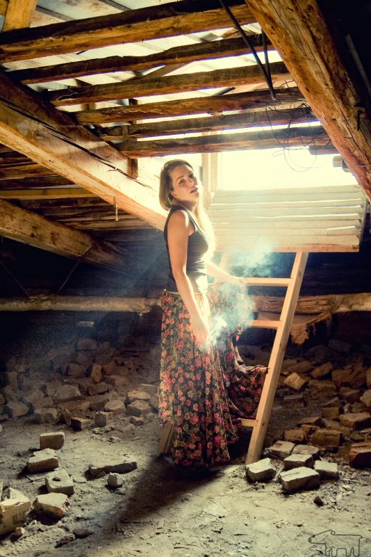 дым - Алёна Тайга