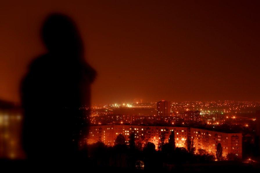 Дух города - Алексей Сухоставский